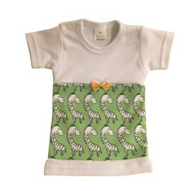 Babyjurkje giraffe