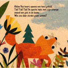 Peuterboekje Mijn kleine vos