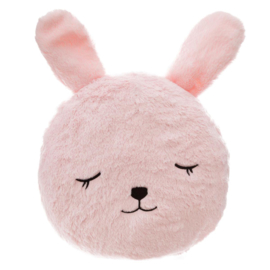 Kussen konijn rond
