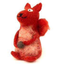Mini handpop eekhoorn