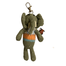 Sleutelhanger olifant van Gogo Olive