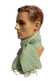 Sjaal voor hem en haar mint