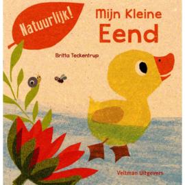 Peuterboekje Mijn kleine eend
