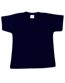 Basic t-shirt zwart