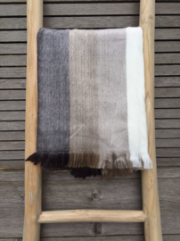 Alpacawollen sjaal AS-7