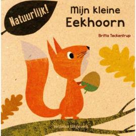 Peuterboekje Mijn kleine eekhoorn