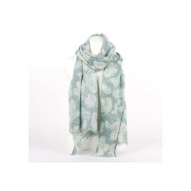 Sjaal butterfly mint