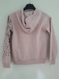 Vest PANTER roze (mt 128 tm 164)