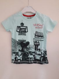 Shirt CRUISIN groen mt 92 tm 122/128