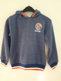 Sweater BLAUW (mt 92 tm 164)