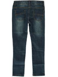 Spijkerbroek blauw mt 92 tm 122/128