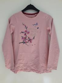 Longsleeve LITTLE THINGS... roze (mt 92 tm 122/128)