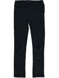 Spijkerbroek zwart mt 92 tm 122/128