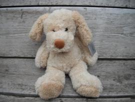Hond knuffel 30cm