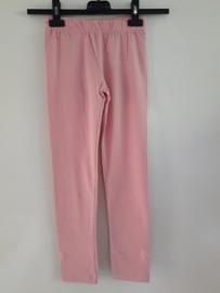 Legging met strik opdruk roze (mt 92 tm 122/128)
