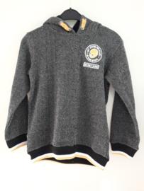 Sweater ZWART (mt 92 tm 164)