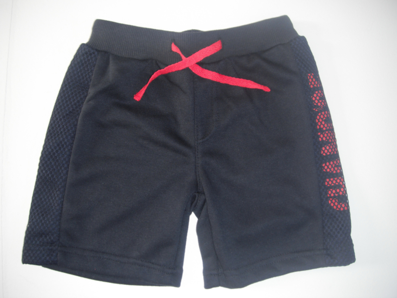 Short CHAMP blauw mt 92 tm 122/128