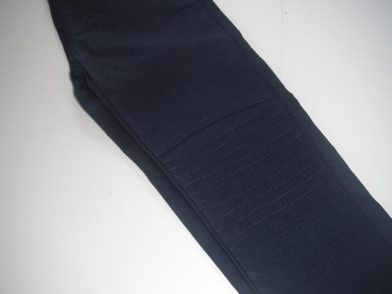 Jegging donkerblauw (mt 92 tm 122/128)