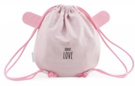 Eef Lillemor drawstring bag - Bunny Love