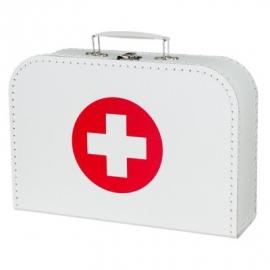 Dokterskoffer - Koffertje rood kruis