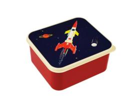 Lunchbox Ruimte Raket