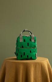 Rugzak Sprinkles Special Edition Apple Green / Steel Blue / Brassy Green - Sticky Lemon