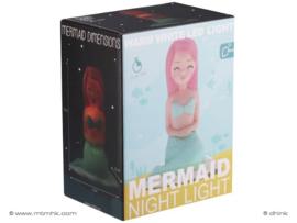 Nachtlampje Zeemeermin