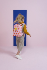 Miss Rilla - Backpack Hearts Lila