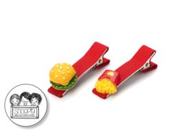 Knipjes Fast Food Snoepig