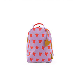 Miss Rilla - Backpack Hearts Lila