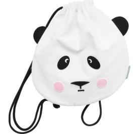 Eef Lillemor drawstring bag - Panda Love