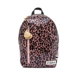 Rugzak Pink Leopard - Zebra Trends
