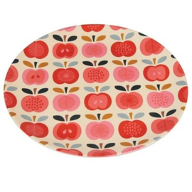Melamine Bord Vintage Appel - Rex London