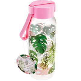 Drinkfles Tropische Palm