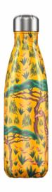Chilly's Bottle 500 ml - Tropical Giraffe