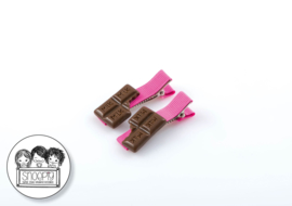 Knipjes Chocolade Snoepig