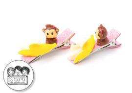 Knipjes Monkey & Banana Snoepig