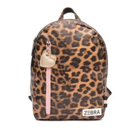 Rugzak Leopard & pink - Zebra Trends
