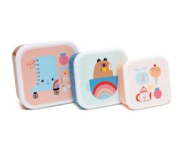 Lunchbox set Skate Boot - Petit Monkey