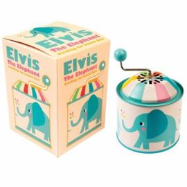 Draaidoosje Elvis het Olifantje - Rex London
