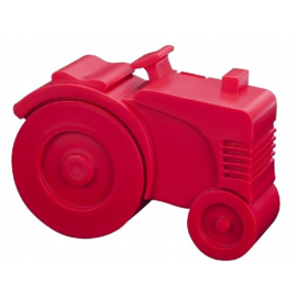 Tractor Lunchbox Rood - Blafre