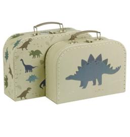 Kofferset Dinosaurussen - A Little Lovely Company