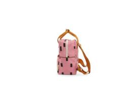 Rugzak Sprinkles Special Edition Bubbly Pink / Carrot Orange - Sticky Lemon
