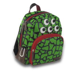 Rugzak Turtle Green - Zebra Trends