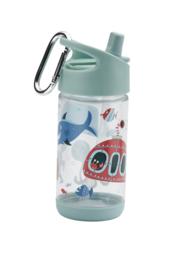 Drinkfles Ocean - Flip & Sip - Sugar Booger