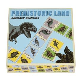 Domino Prehistoric Land - Rex London