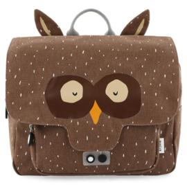 Boekentas Mr. Owl - Trixie