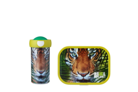 Mepal Campus Lunchset Animal Planet Tijger