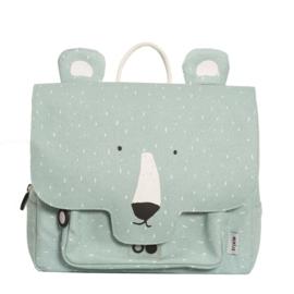 Boekentas Mr. Polar Bear - Trixie