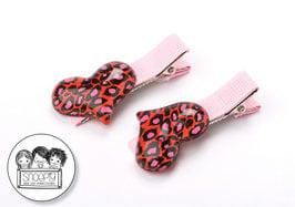 Knipjes Leopardhart Roze Snoepig